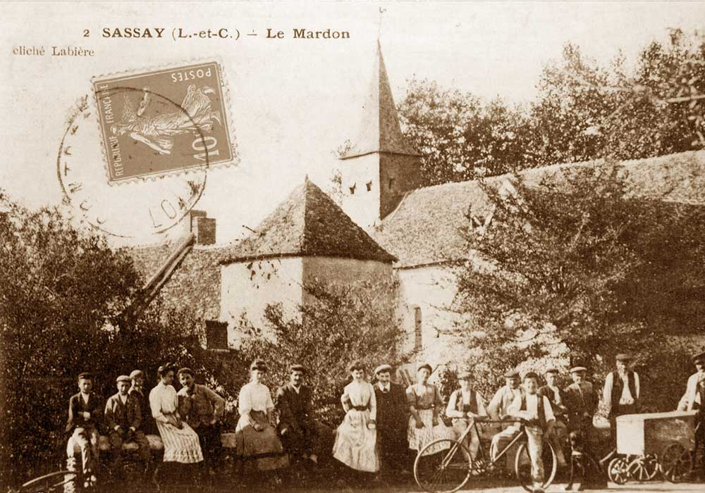 Mairie De Sassay